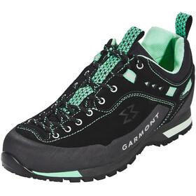 Garmont Dragontail LT - Chaussures Femme - noir/turquoise